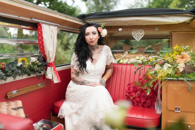 , Teepee Bride, The Menagerie Lifestyle Photography