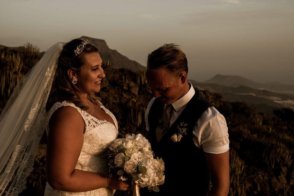 Tenerife Destination wedding, Let's elope! Tenerife Destination wedding, The Menagerie Lifestyle Photography