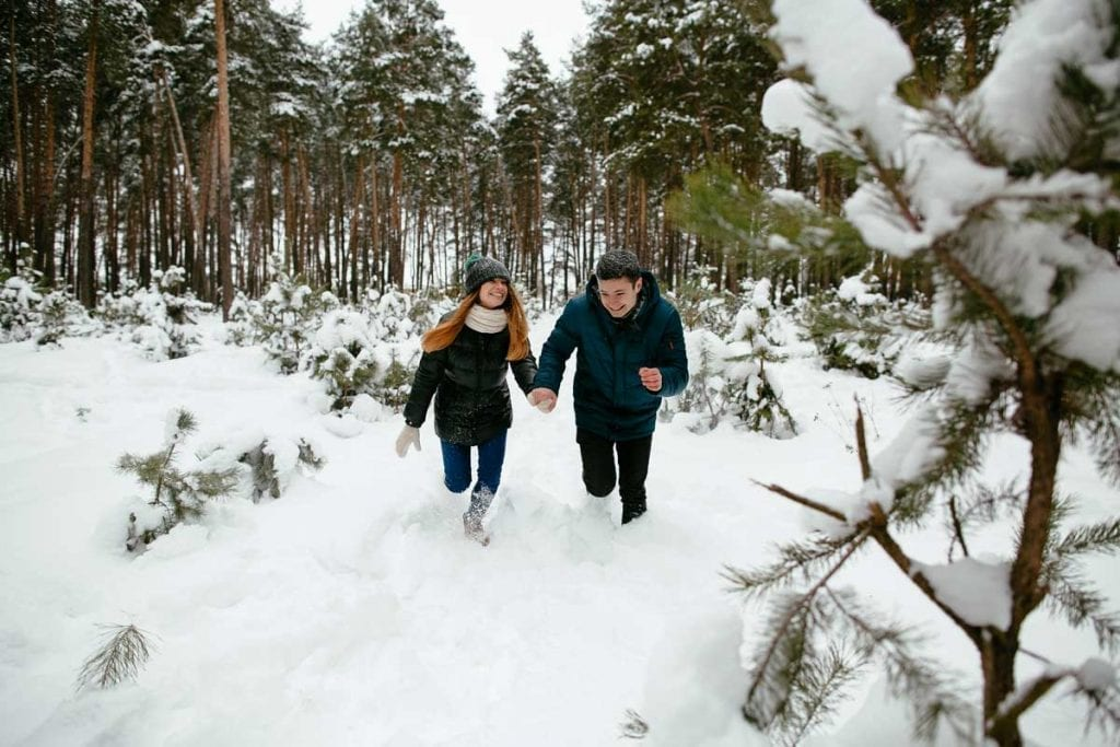 Pre-wedding photoshoot, Winter love, The Menagerie Lifestyle Photography